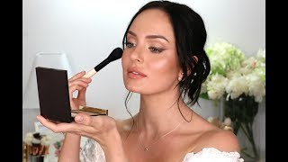 Download Video My Wedding Makeup! A Bridal Tutorial \\ Chloe Morello MP3 3GP MP4