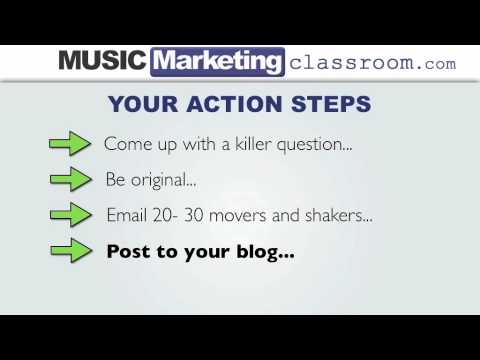Music Marketing Challenge Day 23 – Opinion Blog Posts