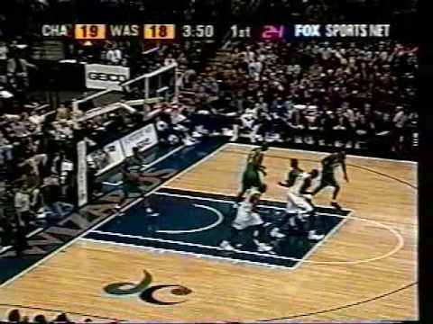 Michael Jordan's 51pts At Age 38 - Wizards vs. Hornets