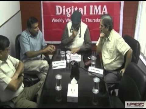 Digital IMA Webcast Date – 8th October 2015- All about Diarrheal Diseases