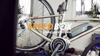 SpeedBox for Shimano Steps