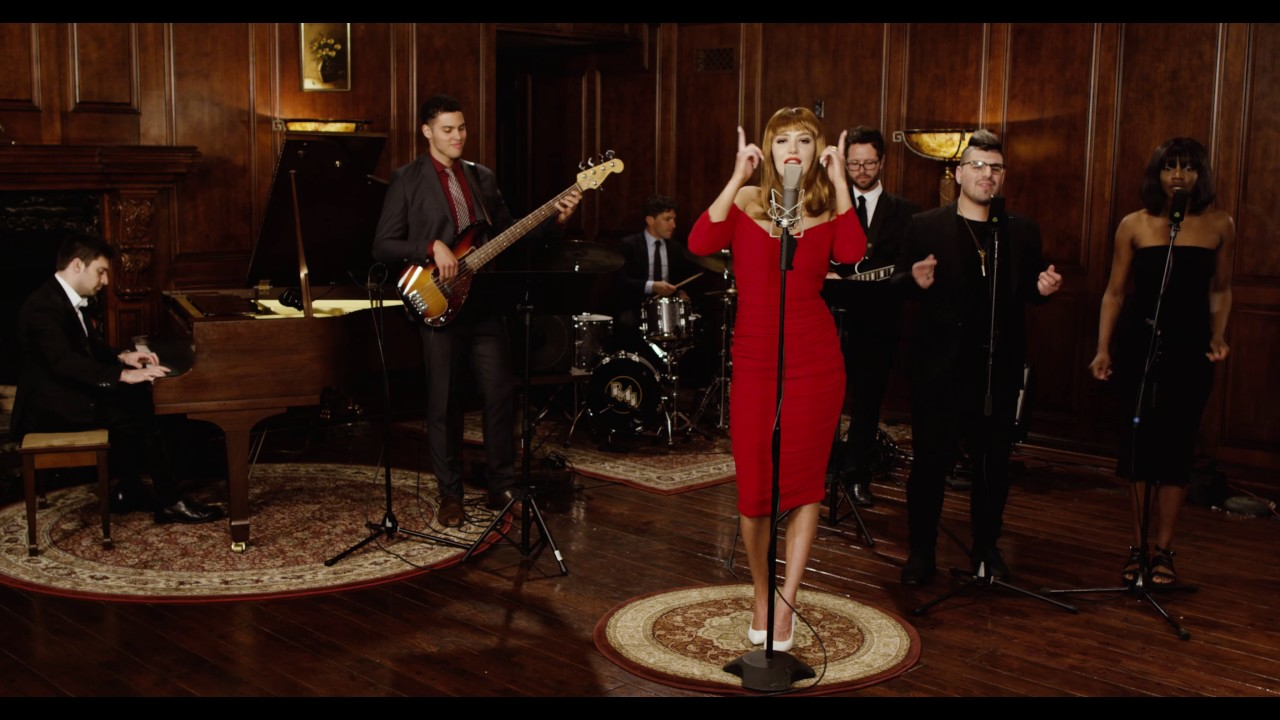 Million Reasons – '50s Doo Wop Lady Gaga Cover ft. Aly Ryan