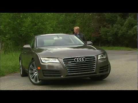 Audi A7 Premium Plus HD Video Review