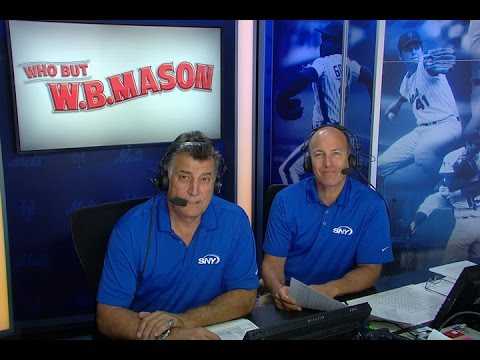 Video: W.B. Mason Post Game Extra: Mets fall to Cubs
