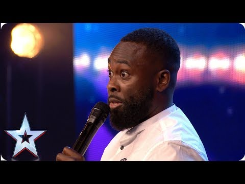 FIRST LOOK: Comedian Kojo Anim's HILARIOUS Audition Is Right On The Money | BGT 2019