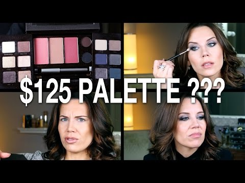 $125 MAKEUP PALETTE WTF? | First Impressions