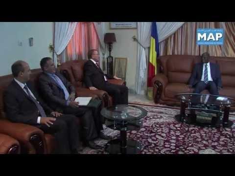 السيد بوليف يستقبل بنجامينا من طرف رئيس الوزراء التشادي