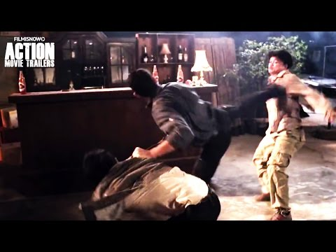 Scott Adkins Bar fight scene from NINJA 2: Shadow of a Tear