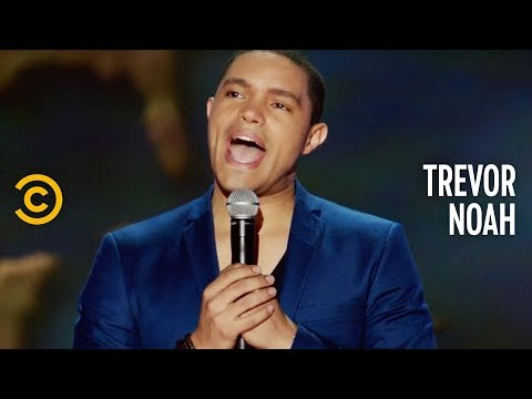 Trevor Noah on Getting Pulled Over in America