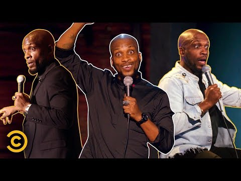 (Some of) The Best of Ali Siddiq - Comedy Central Stand-Up