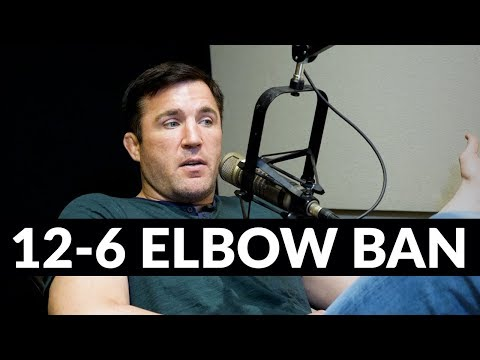 Elbow techniques on combat fights chael sonnen says daniel cormier is correct 12 6 elbows should be illegal malvernweather Choice Image