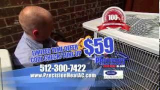 Video Our Latest TV Commercial - Precision Heating & Air, LLC. MP3, 3GP, MP4, WEBM, AVI, FLV Juni 2018