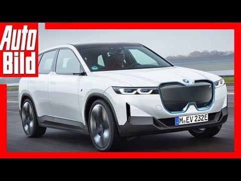 BMW iNext - Zukunftsaussicht / 250 - 400 kW