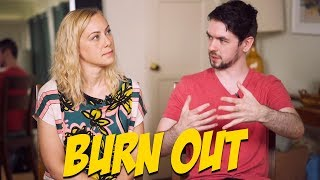 """How To Avoid """"Burn Out"""" From A Licensed Therapist!"""