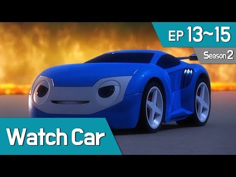 Power Battle Watch Car S2 EP 13~15 (English Ver)