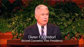 Happiness, Your Heritage - President Dieter F. Uchtdorf