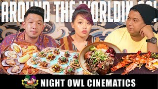 Video FOOD KING SINGAPORE: AROUND THE WORLD IN SG! MP3, 3GP, MP4, WEBM, AVI, FLV Desember 2018