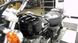 3. 2009 Suzuki GZ250 Black - used motorcycle for sale - Eden Prairie, MN