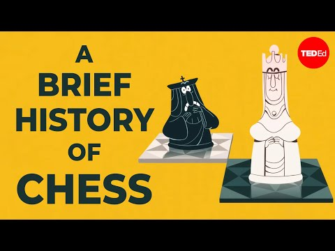 Fascinating: The History of Chess!