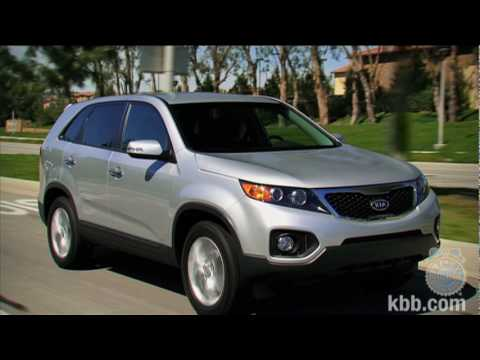 Kia Sorento Video Review — Kelley Blue Book