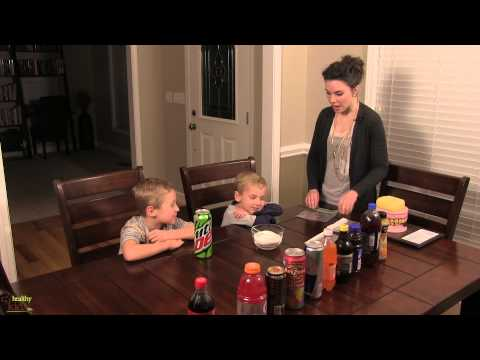 Kids And Sugary Drinks