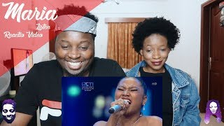 Video Maria membawakan lagu Listen untuk Mavers! - Grand Final - Indonesian Idol 2018 REACTION VIDEO MP3, 3GP, MP4, WEBM, AVI, FLV Mei 2018