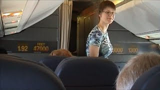 Concorde Flight-New York to London with detailed Captain's commentary 2003 (No music, best video!)