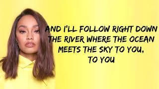 Little Mix x Cheat Codes ~ 'Only You' Lyrics Video