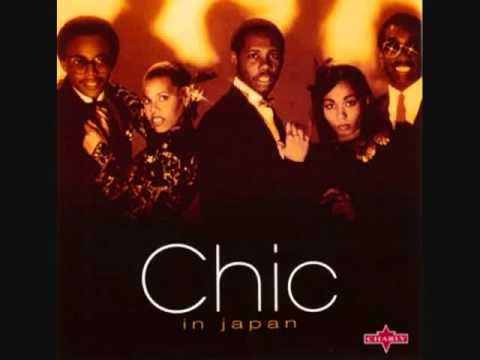 chic - This song is called I Want Your Love by Chic with Background Pictures.