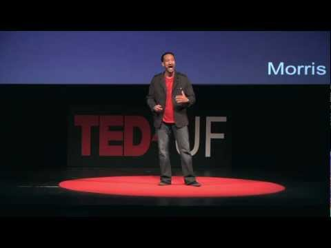 Follow Your Curiosity: Morris Morrison at TEDxUF