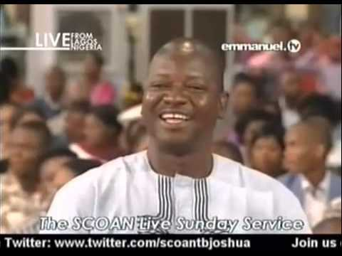 SCOAN 02 Feb 2014: MUST WATCH. Prophecies, Anointing Water And Sticker Testimony Time, Emmanuel TV