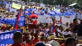 Ministry of Interior Allows CNRP to Hold Demonstration with Conditions