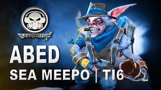 Abed SEA Meepo 18-0 - XctN vs coL #TI6 Highlights Dota 2