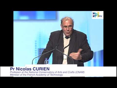 Nicolas Curien - Member of French Academy of Technology