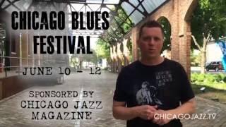 Episode 014 Chicago Jazz TV Chicago Blues Festival - Otis Rush Tribute
