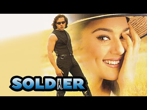 Soldier (1998) - Bobby Deol - Preity Zinta | Blockbuster Hindi Action Movie