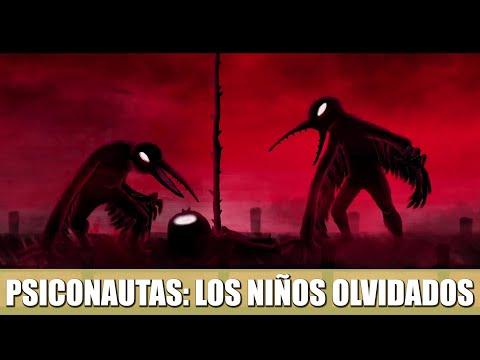 PSICONAUTAS: LOS NIÑOS OLVIDADOS | RESEÑA (DEPRIMENTE, PERTURBADORA Y DEFINITIVAMENTE PARA ADULTOS)