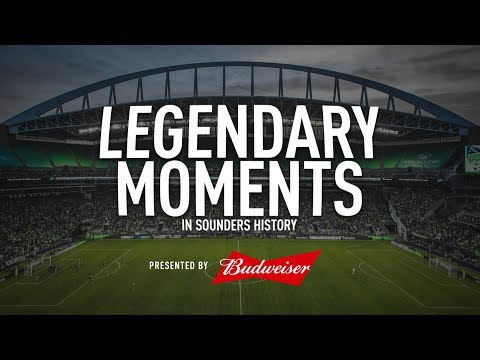 Video: Budweiser Legendary Moments: Seattle granted MLS franchise