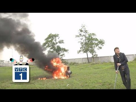 Vụ Khá Bảnh đốt xe máy: Công an vào cuộc xác minh | VTC1 - Thời lượng: 85 giây.