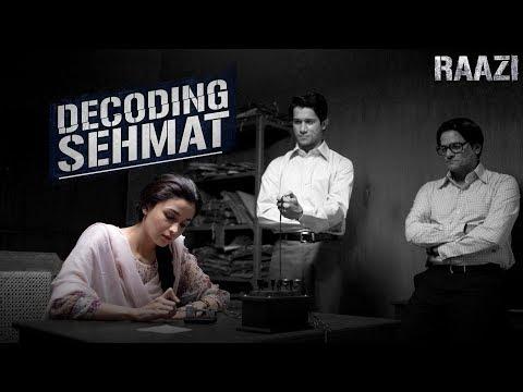 Decoding Sehmat - Making of a spy | Raazi | Alia Bhatt, Vicky Kaushal, Meghna Gulzar | 11 May 2018