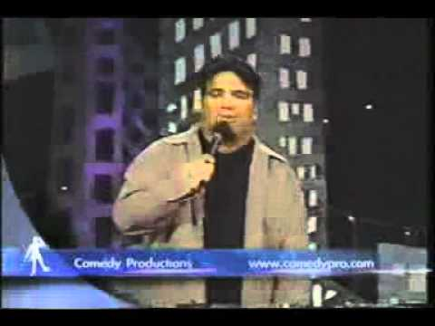 Sam Fedele - Comedian (Comedy Productions)