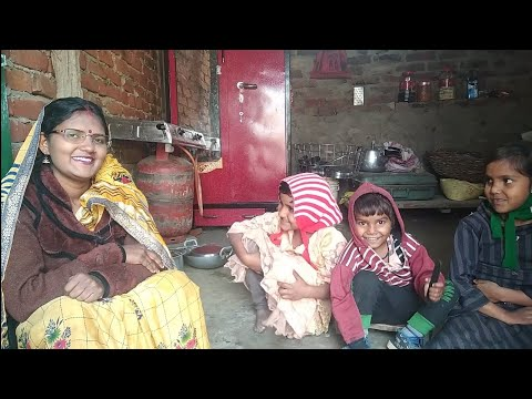 mere kichen garden mein lagi bahut sabji//simple recipe gobhi chawal 🙏