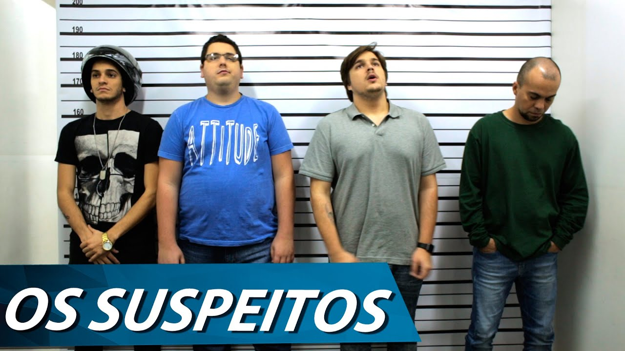 Parafernalha - Os suspeitos