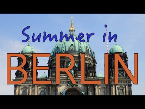 VIDEO: Summer in Berlin with @Busabout