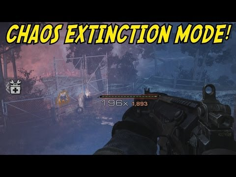 Duty - Call of Duty: Ghost - Extinction CHAOS MODE! ○If you enjoyed, SMASH that