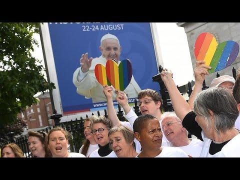 Ο Πάπας σε μια διαφορετική Ιρλανδία