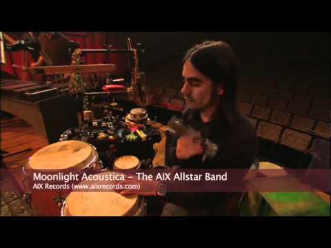 Moonlight Acoustica - The AIX Allstar Band