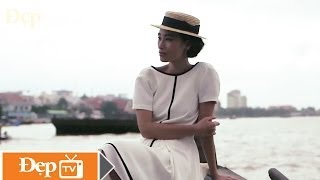 Adrift -- Đẹp Magazine 178 (Model Huyền Trang) - Le Media JSC [Official]