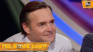 Watch this act, Carla Rhodes, from The Gong Show. Celebrity Judges: Elizabeth Banks Will Forte Fred Arminsen Watch more acts on The Gong Show Thursdays at 10...