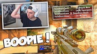 "A boopie is a boopie but this scared me for a second... Leave a like for more bo2 trickshotting videos!Previous Video: https://youtu.be/ZhvPcC-vJX4Subscribe: http://bit.ly/16JaOpTApparel: https://electronicgamersleague.com/collections/tenser► FOLLOW ALL MY SOCIAL MEDIATwitter: http://www.twitter.com/TenserInstagram: http://www.instagram.com/TenserTwitch: http://www.twitch.tv/TenserSnapchat: byTenser10% Gamma Labs Discount Code ""TENSER""http://www.gfuel.comDON'T FORGET TO LEAVE A LIKE IF YOU ENJOYED!"